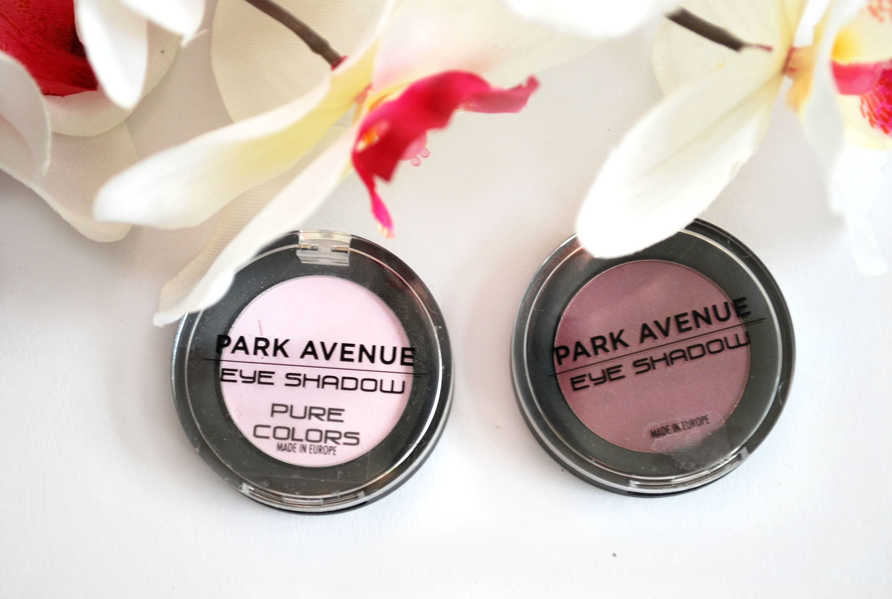 park avenue make up oogschaduw eyeshadow review