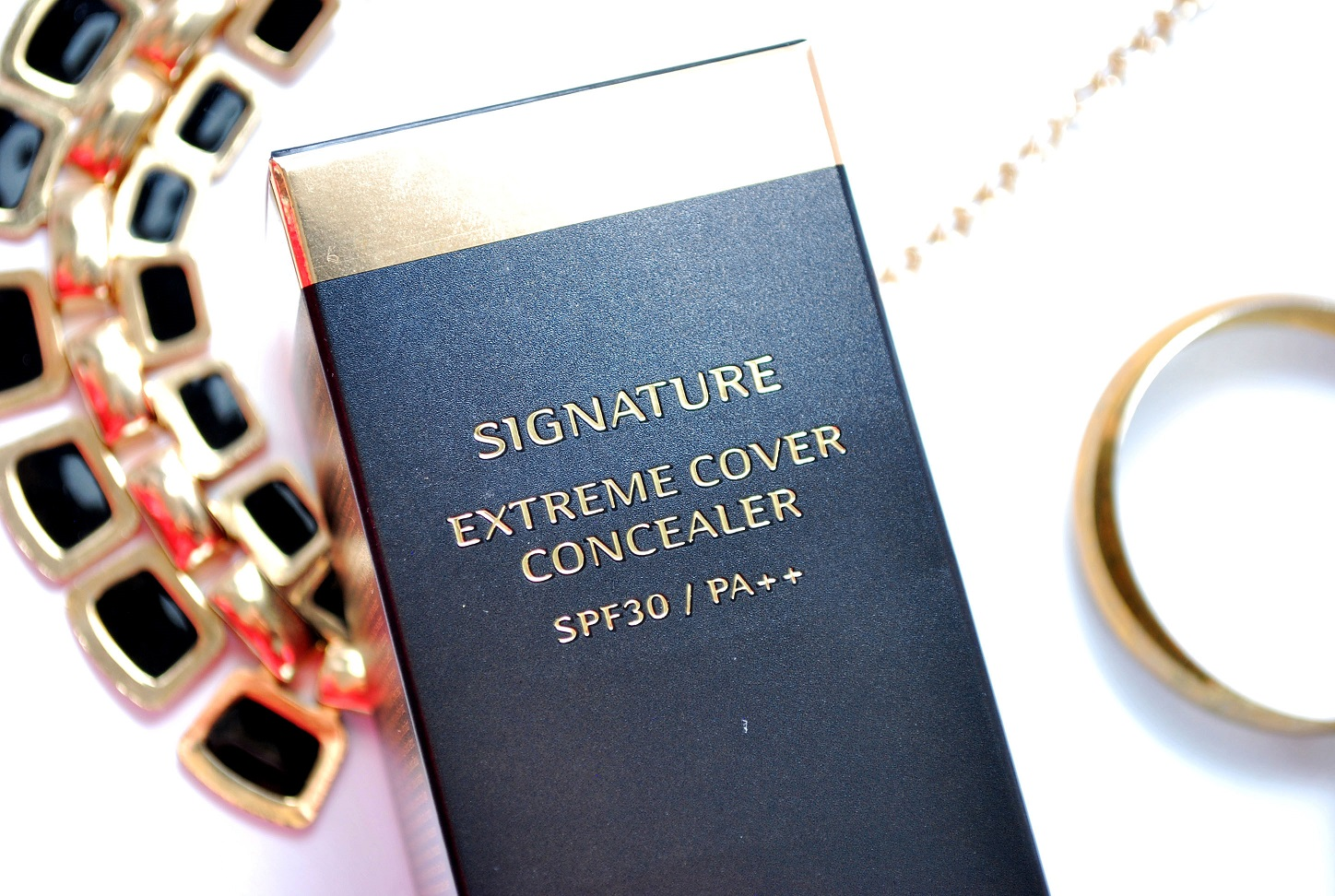 review Missha Signature Extreme Cover Concealer #21 Light Beige