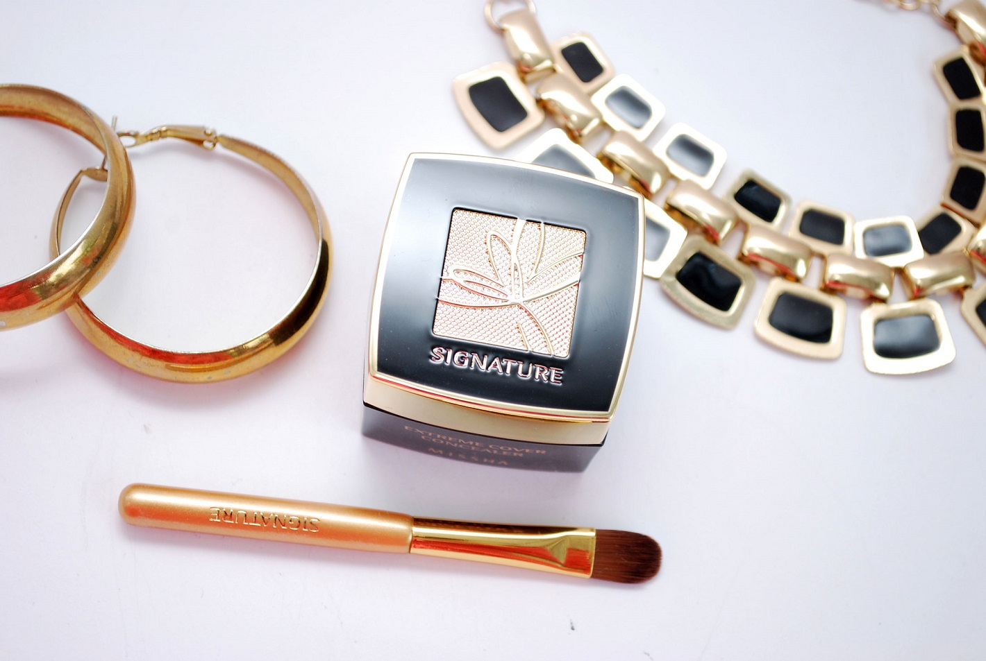 review Missha Signature Extreme Cover Concealer 21 Light Beige
