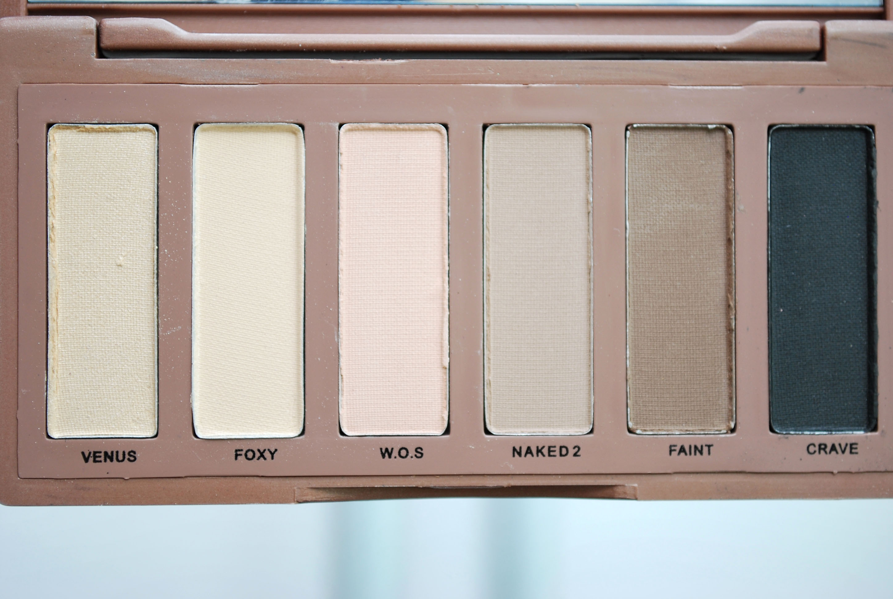 Dupe Naked Basis Urban Decay review