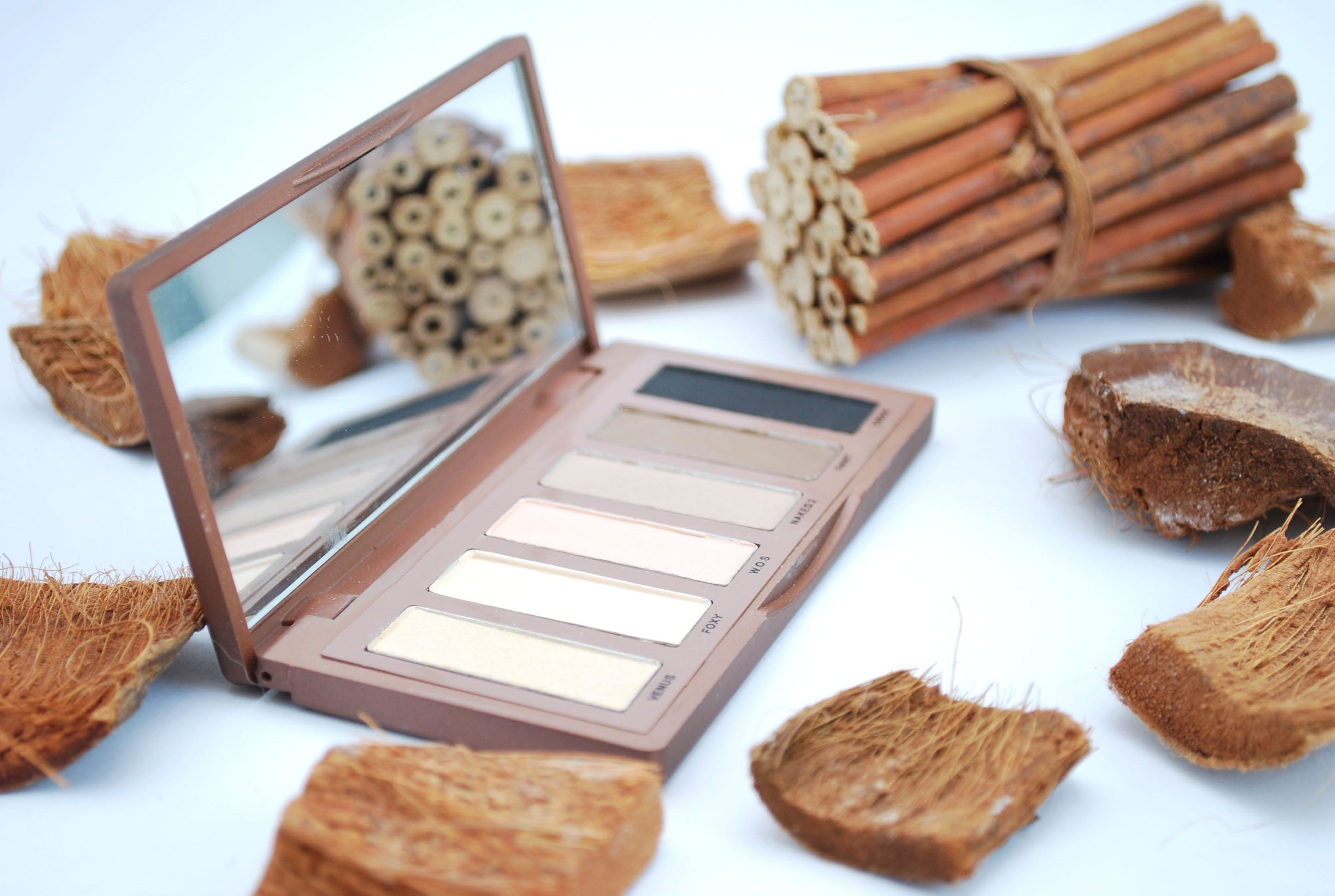 review UD Naked basis dupe