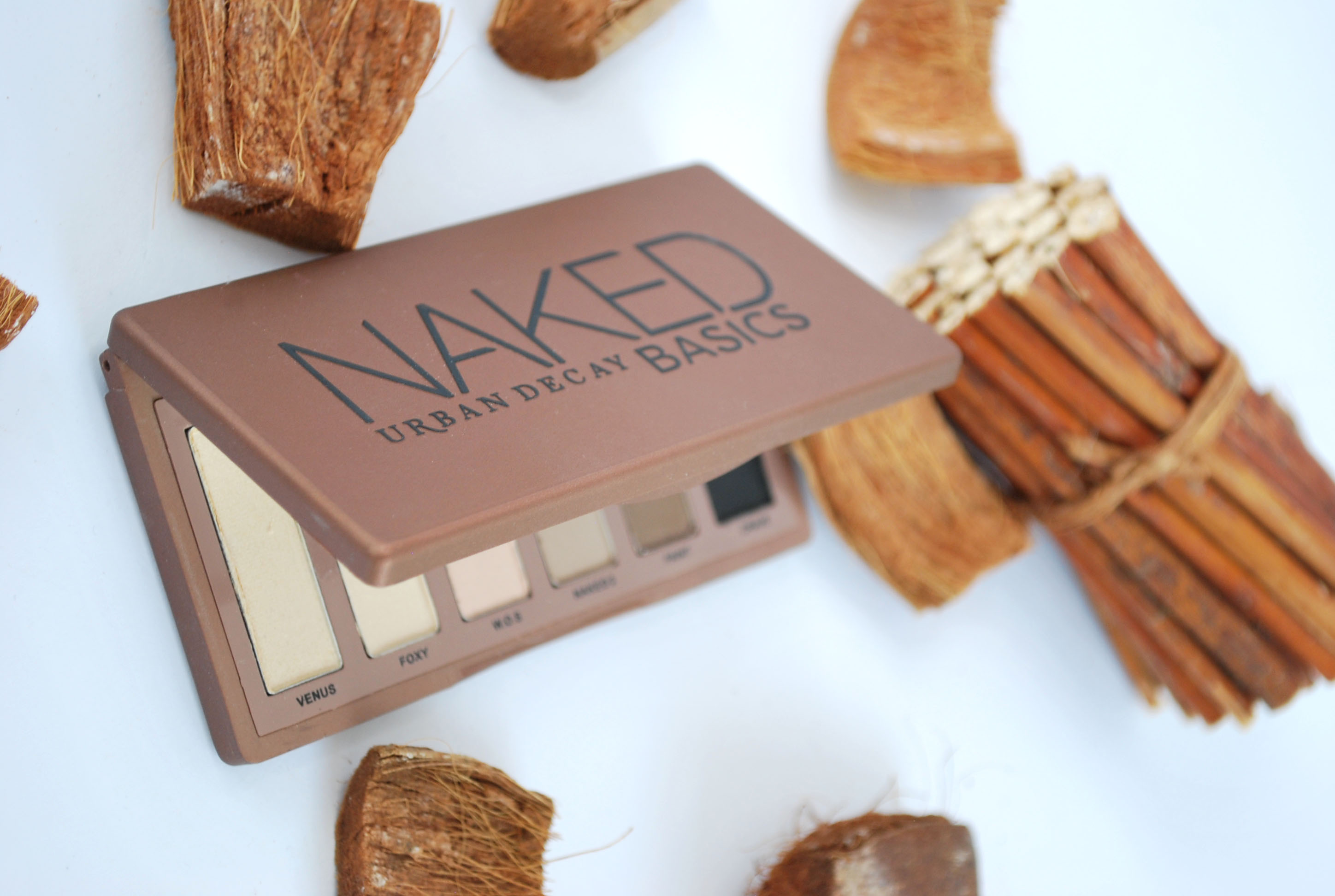 review naked basis urban decay dupe