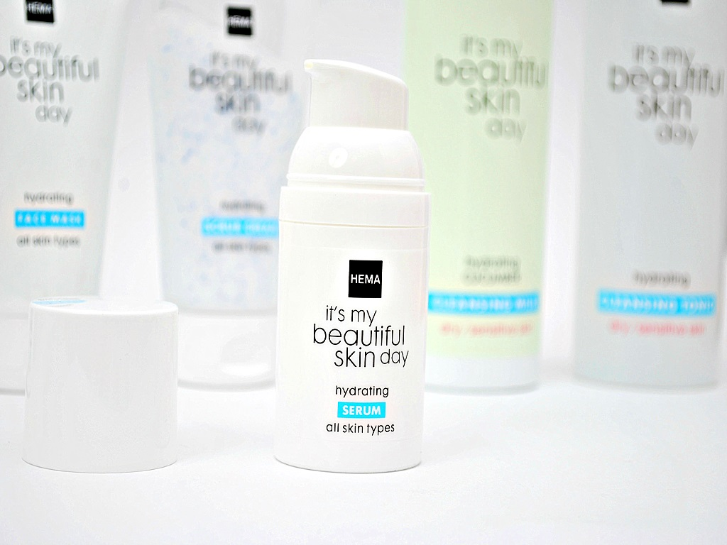 serum gezicht hema beautiful skin review