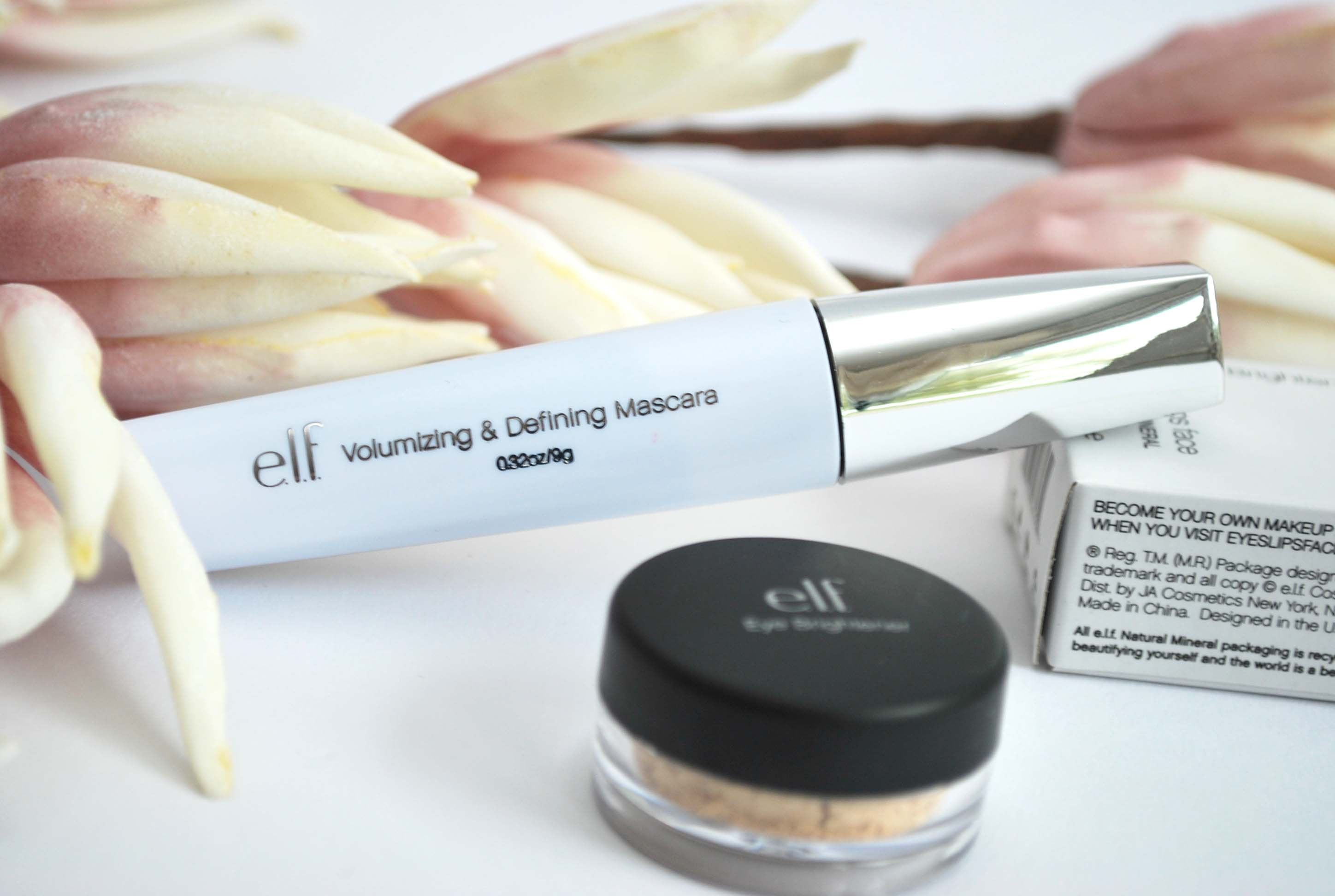 review elf eye brightener mineral make up vermoeide ogen