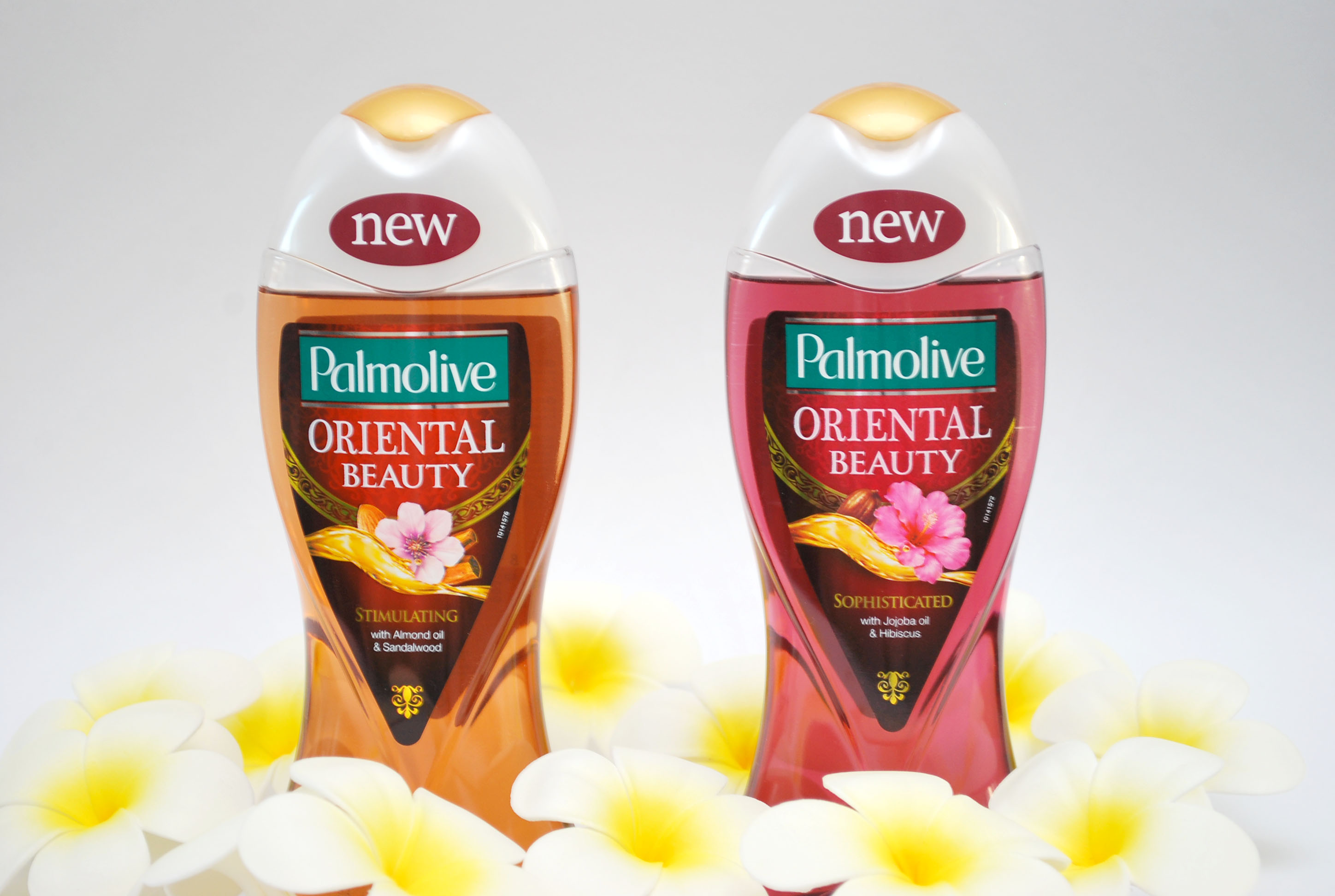 Palmolive orental douche gel