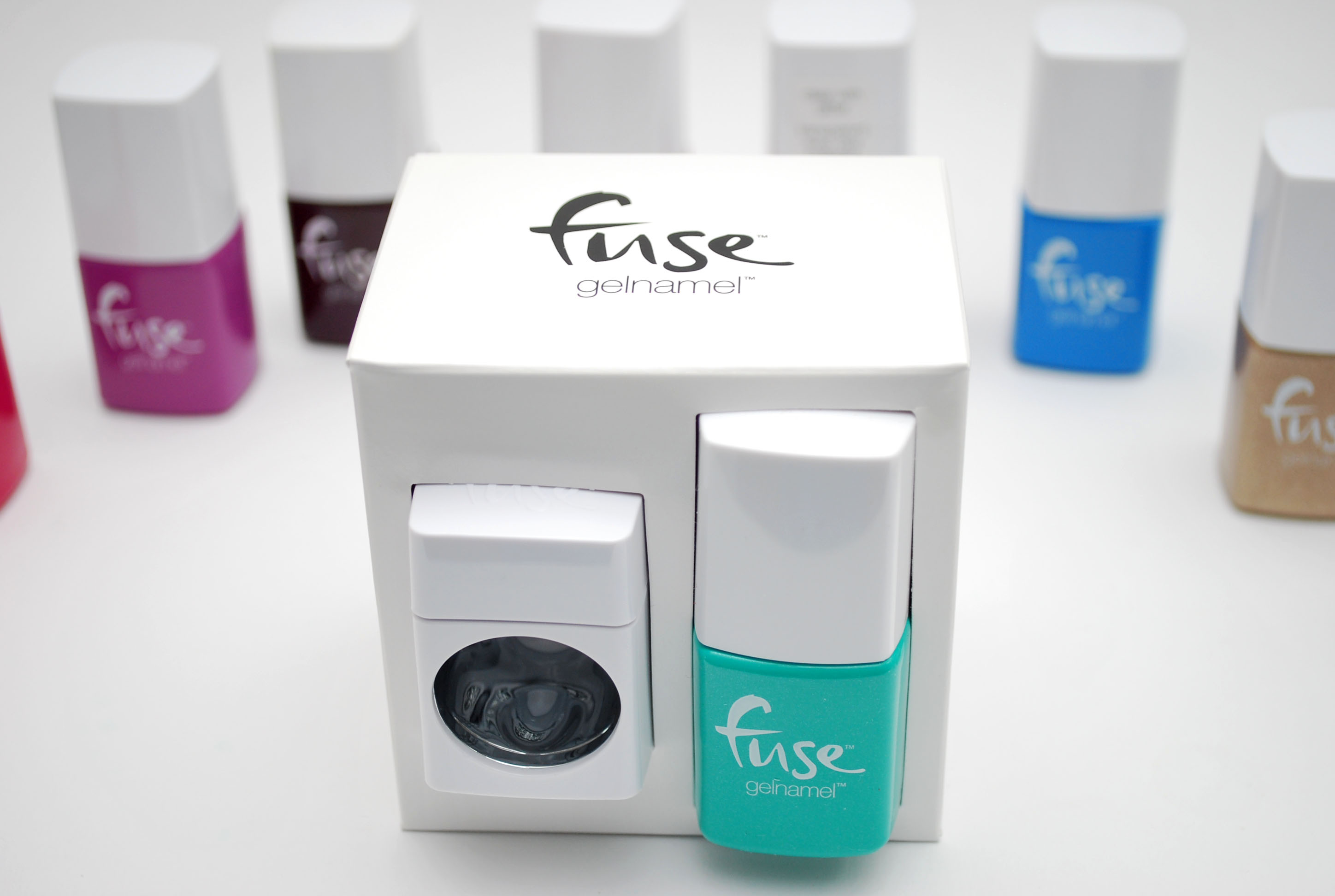 Sensationails Fuse gel nagels