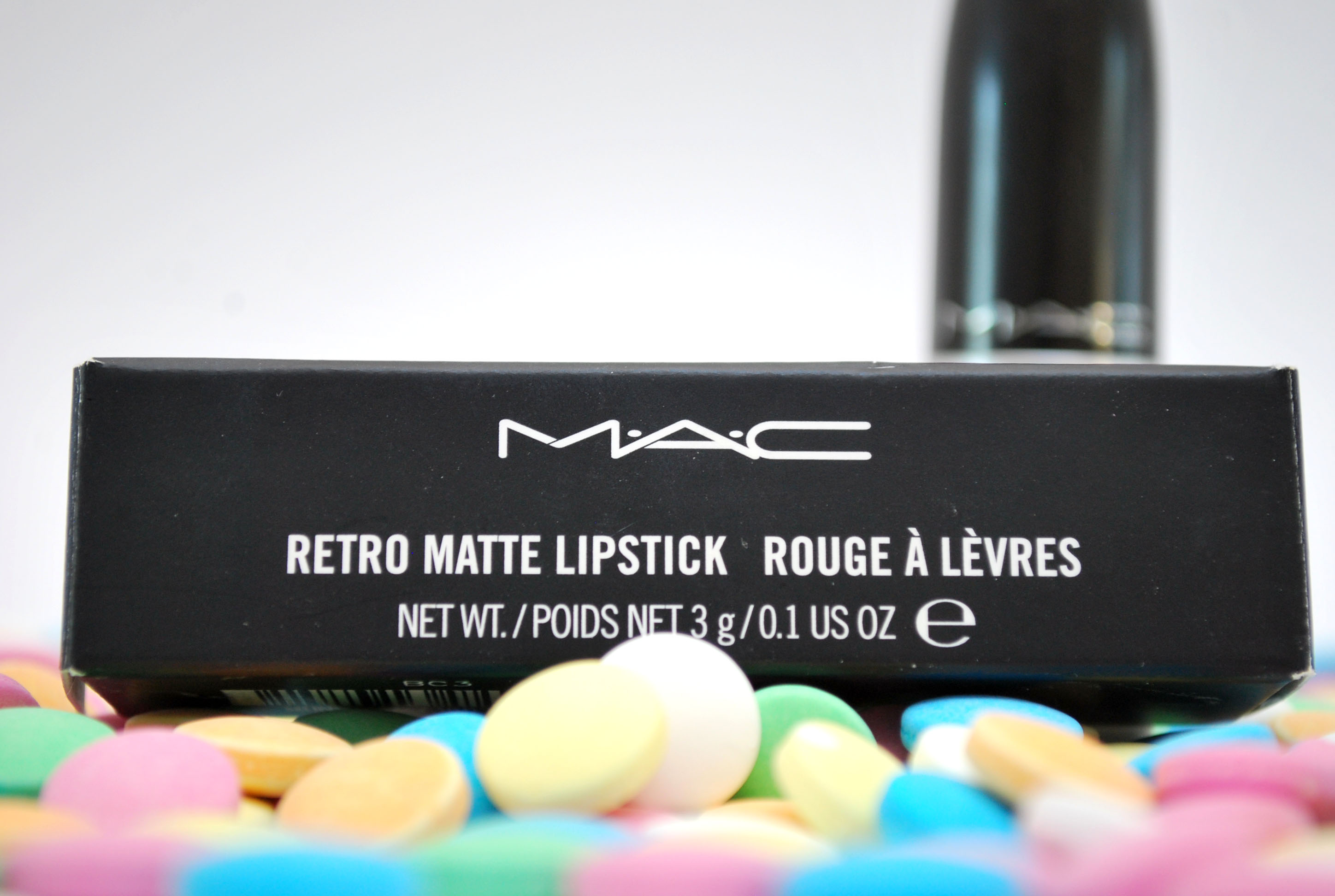 mac retro matte lipstick review relentlessly red