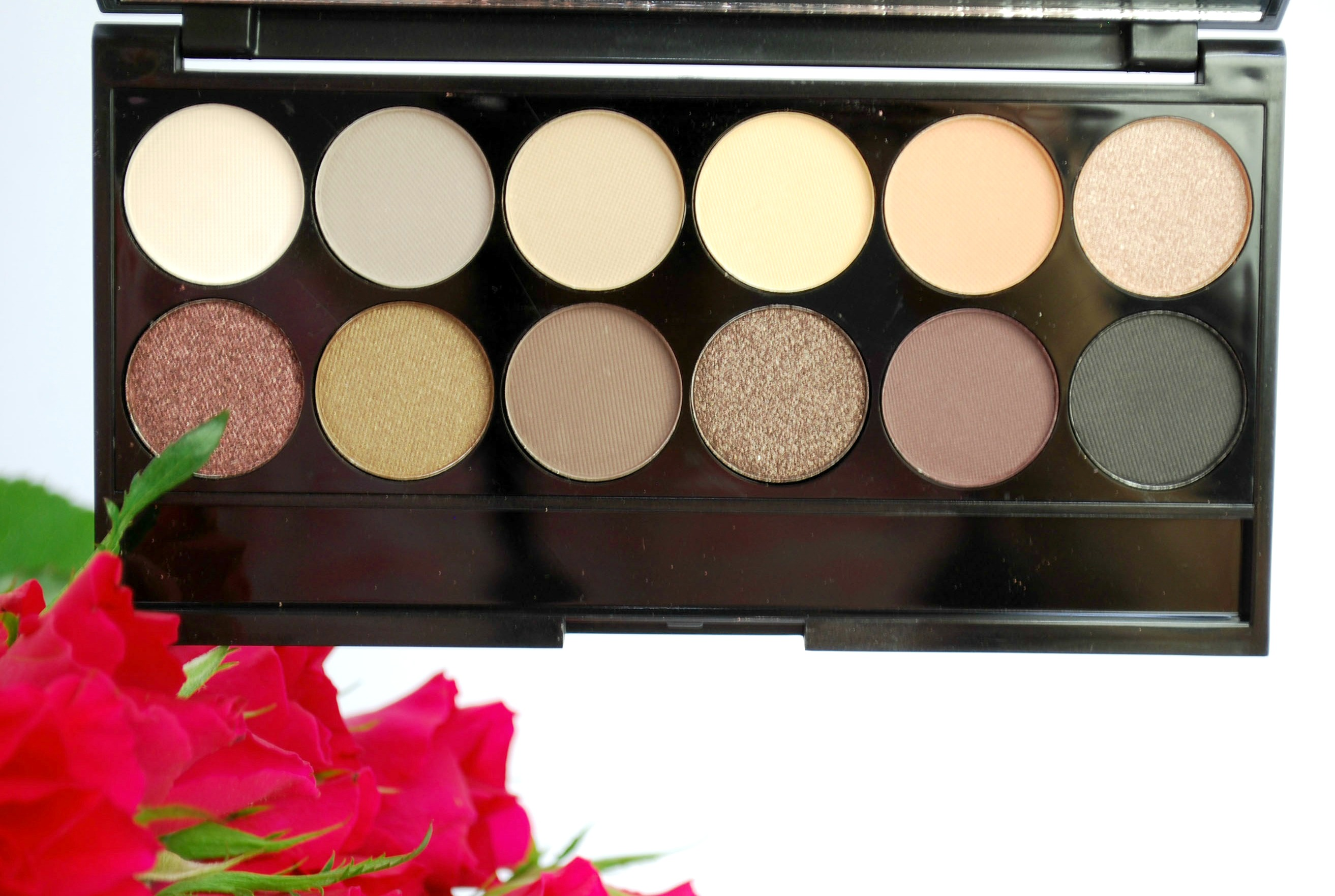 Colors Sleek au naturel palette review