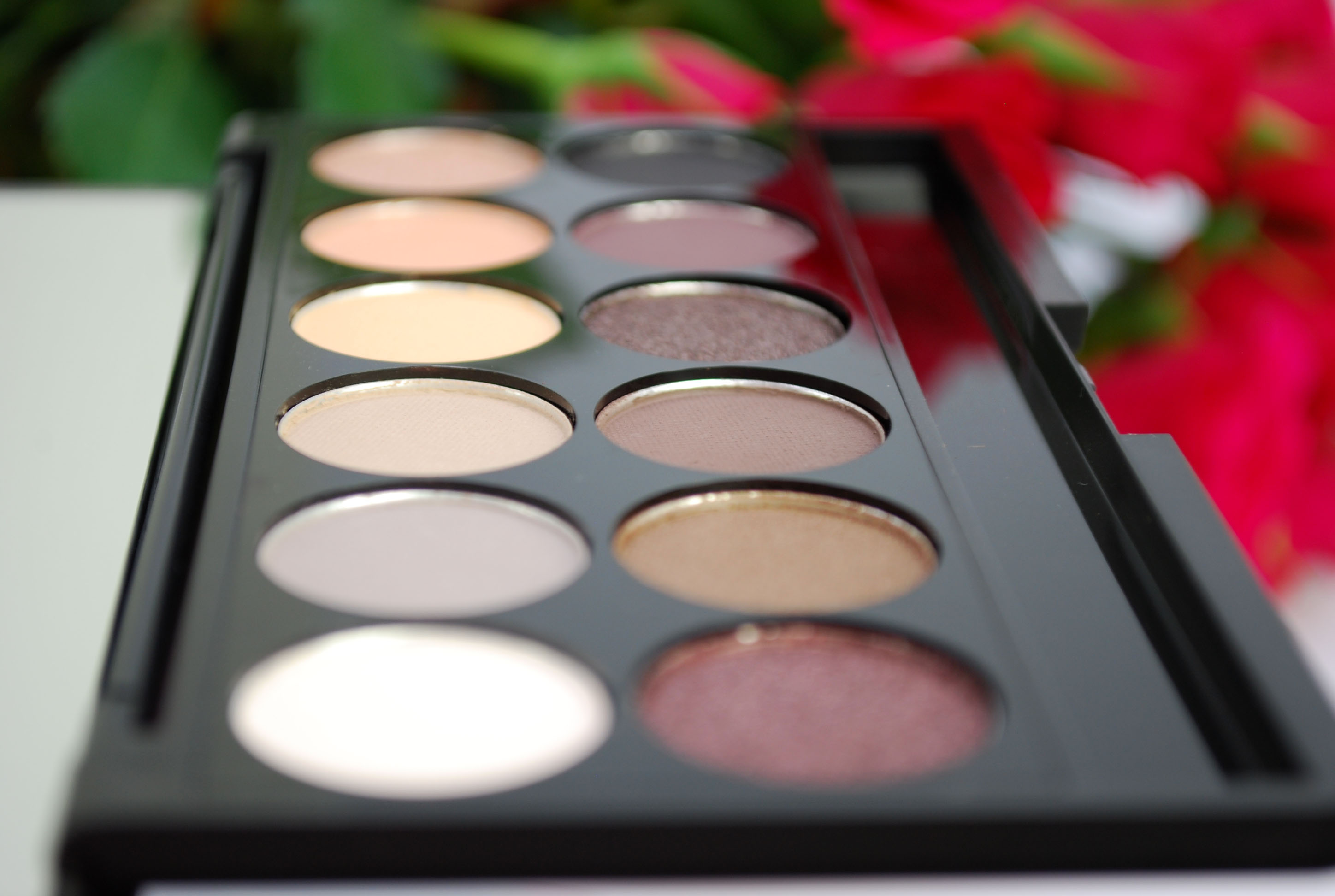 Review Sleek au naturel palette