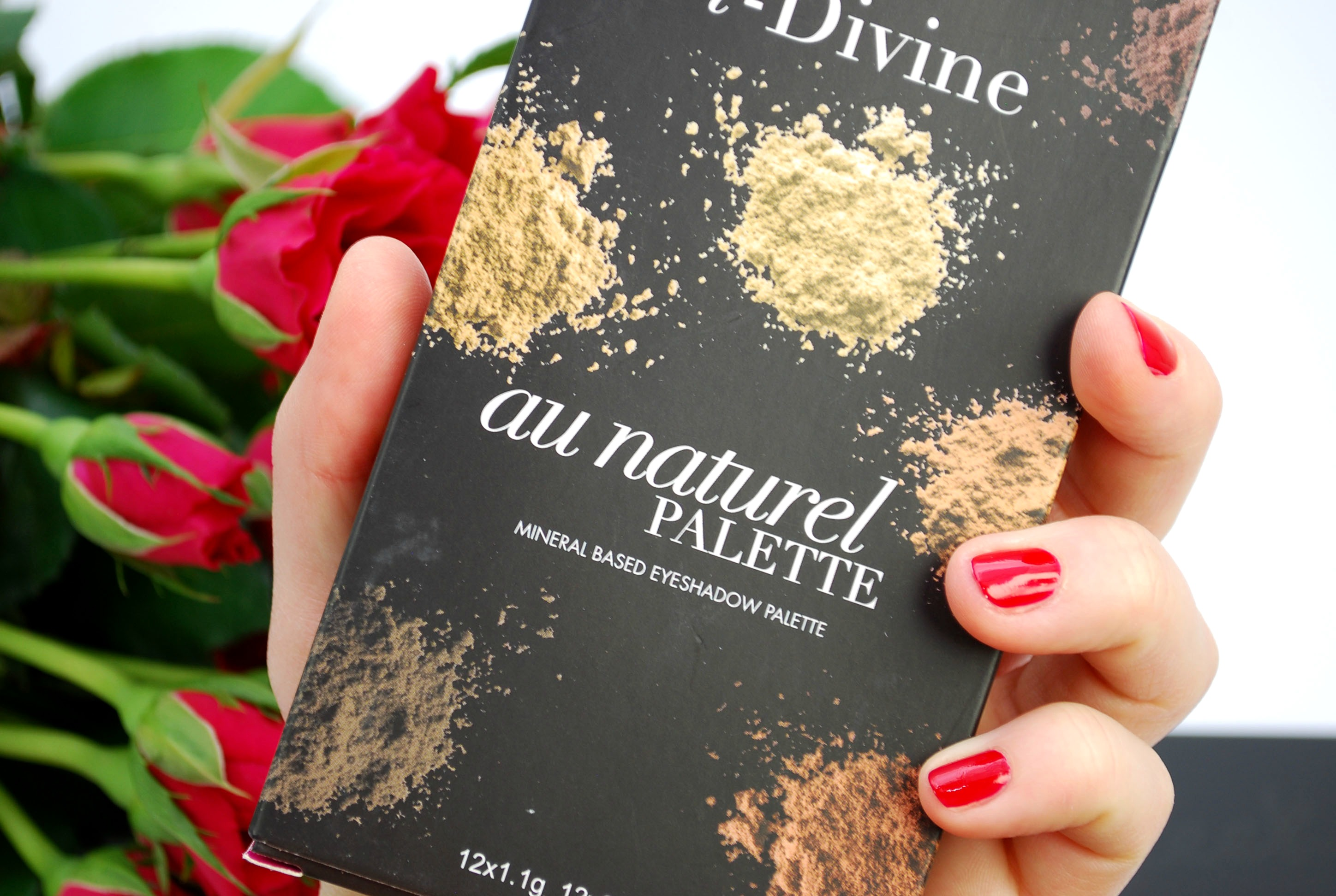 au naturel palette Sleek  review