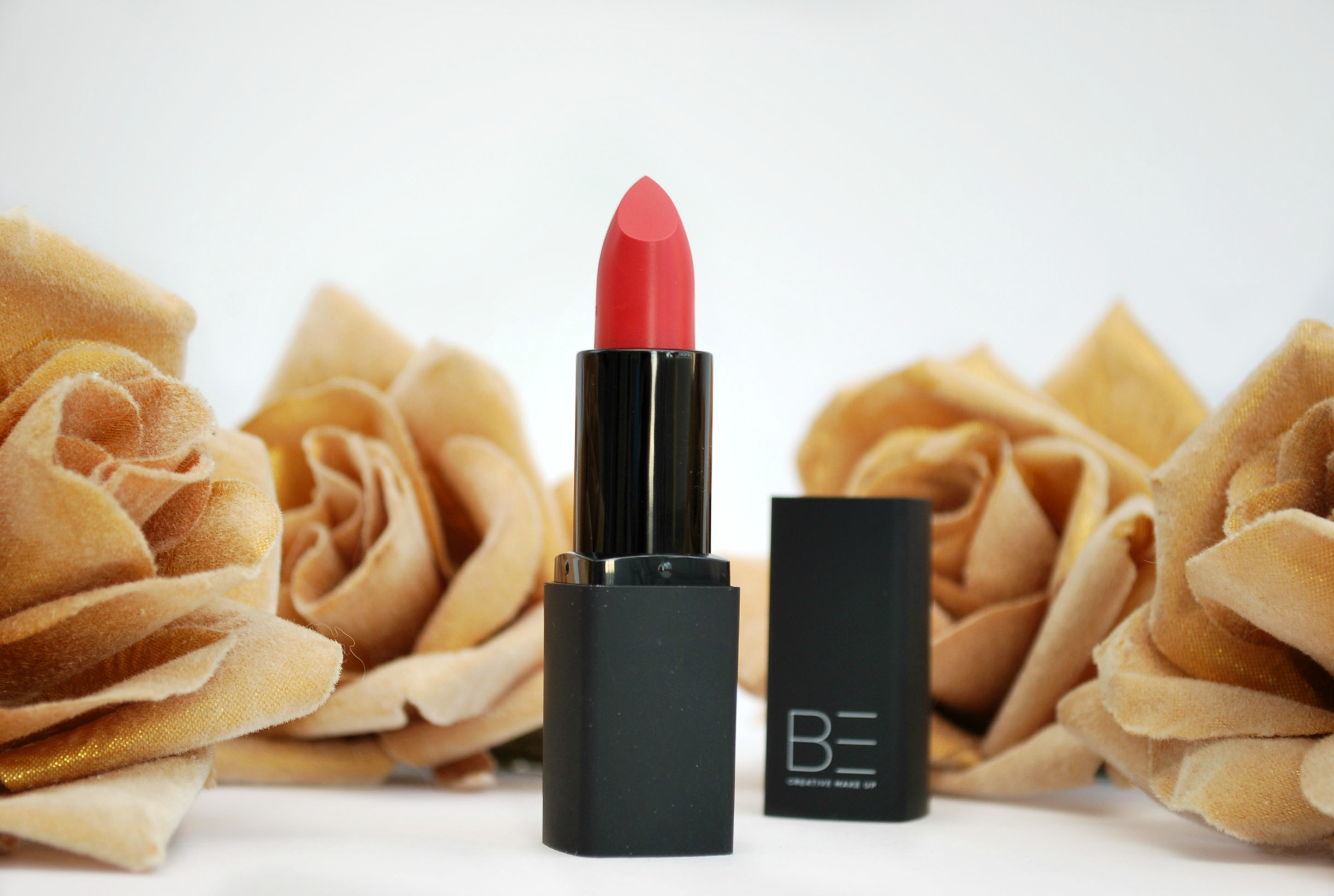 be creative lipstick review 020 brilliant shine