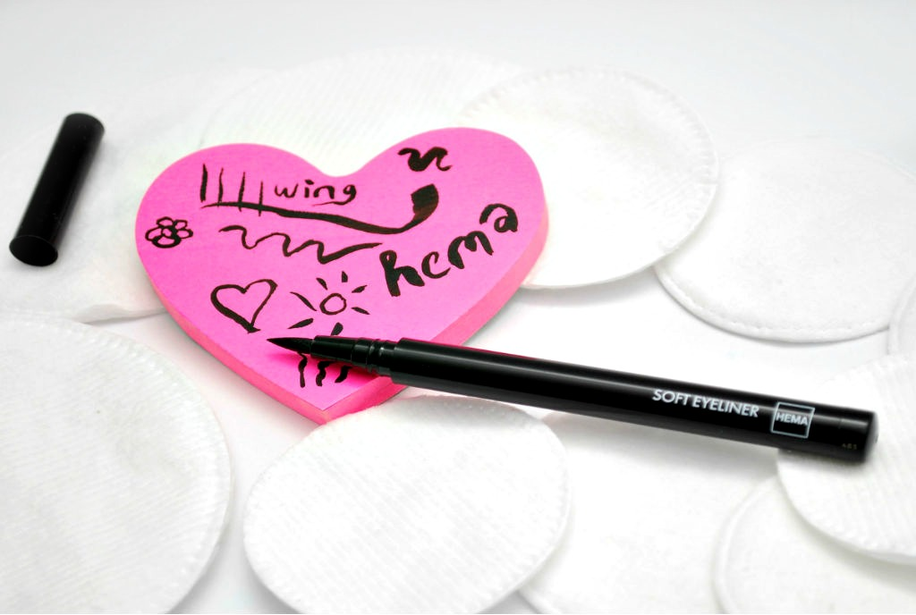 hema soft eyeliner pen review ervaring