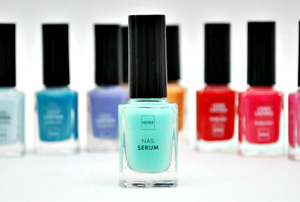 nagel serum hema review  nail serum