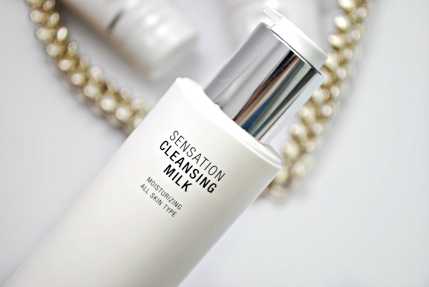 cleansing milk ritzo review