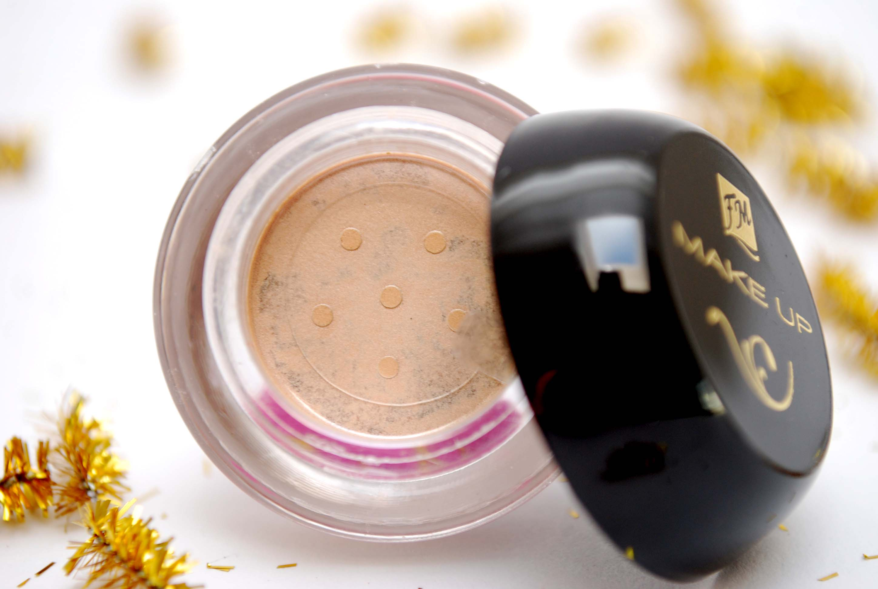 fm make up review eyeshadow powder loose mineral
