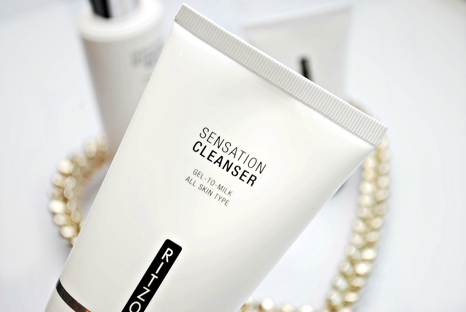 gel to milk cleanser ritzo review