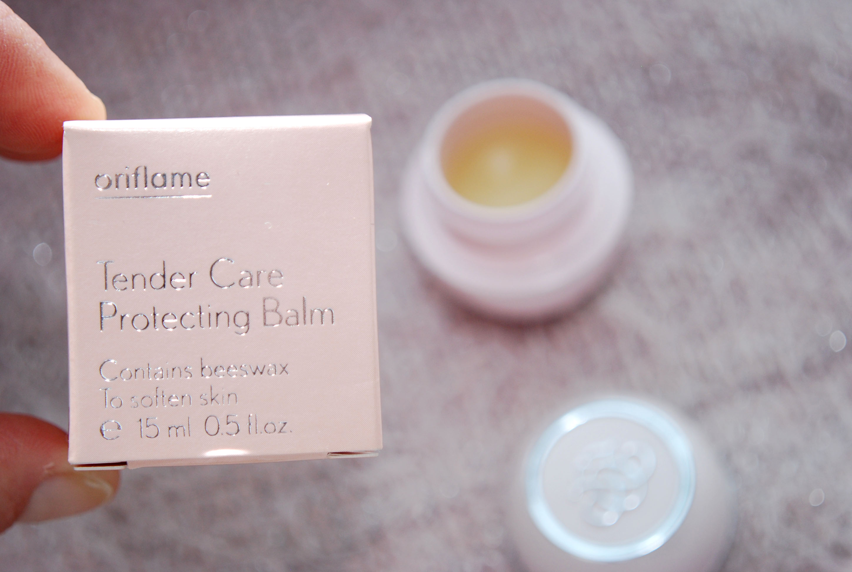 tender care protecting balm oriflame review ervaring wonderpotje
