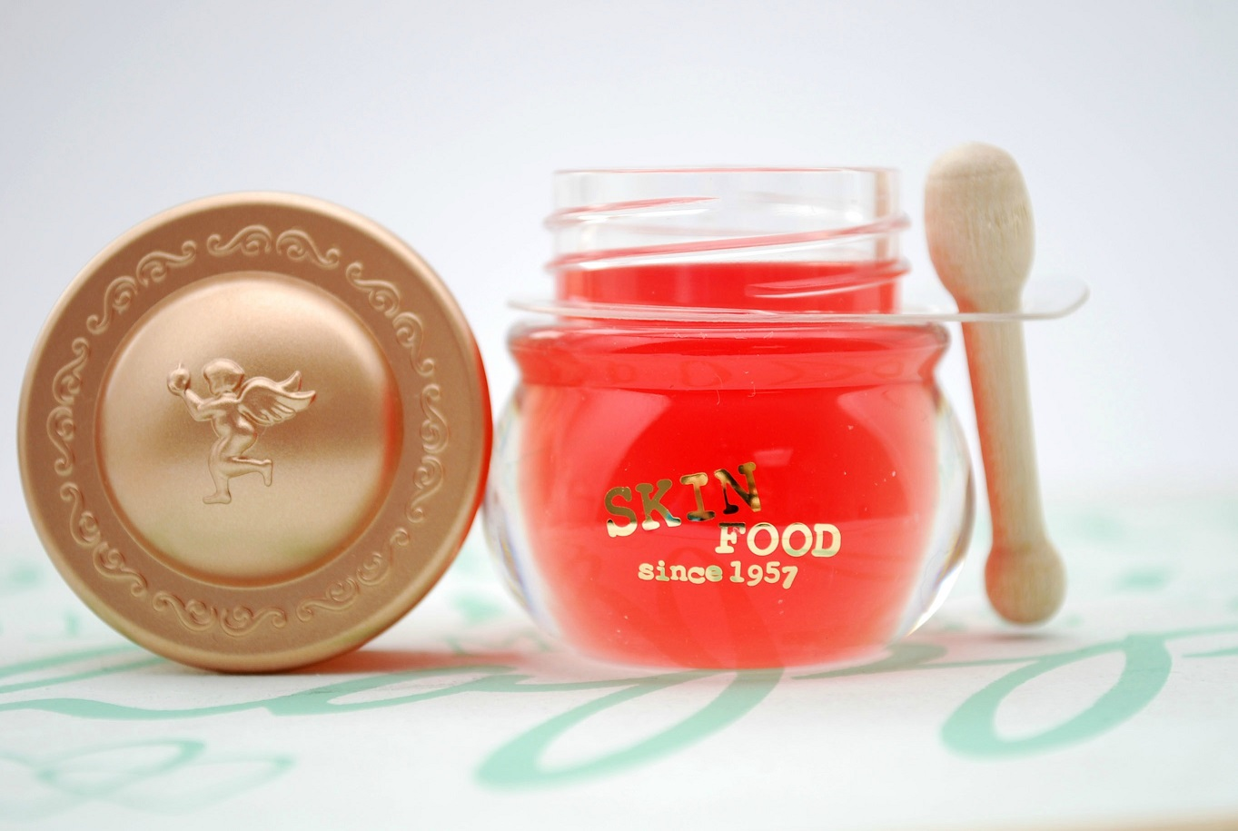 Skinfood Honey Pot Lip Balm #1 Berry