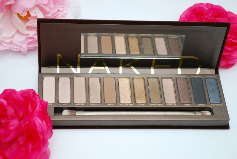 Ici Paris Urban Decay palette Naked