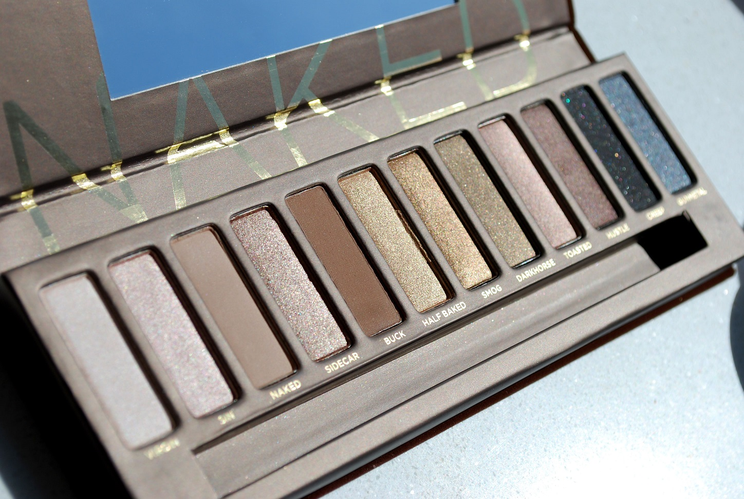 Urban Decay Naked review