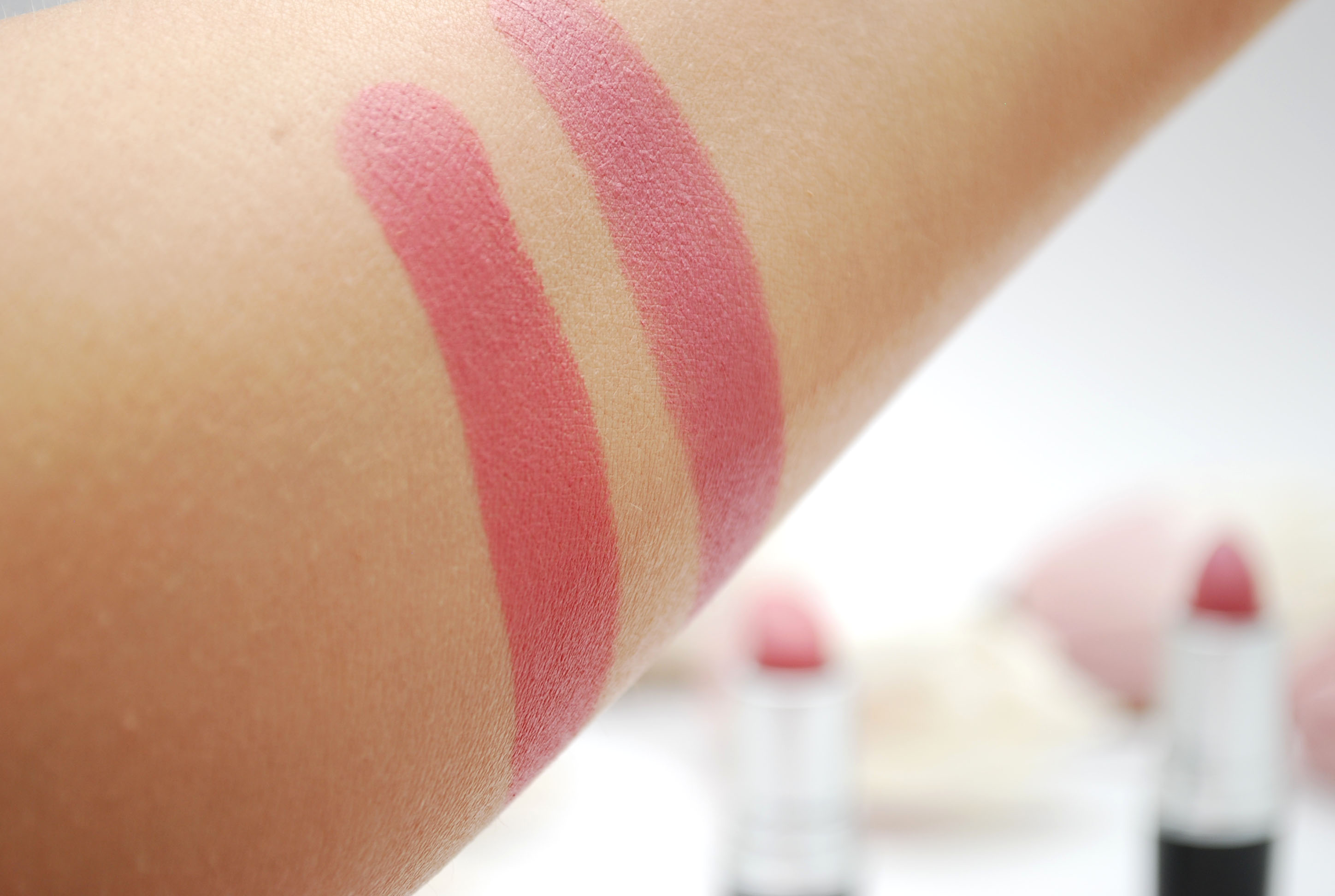 Swatch pink plaid vs please me